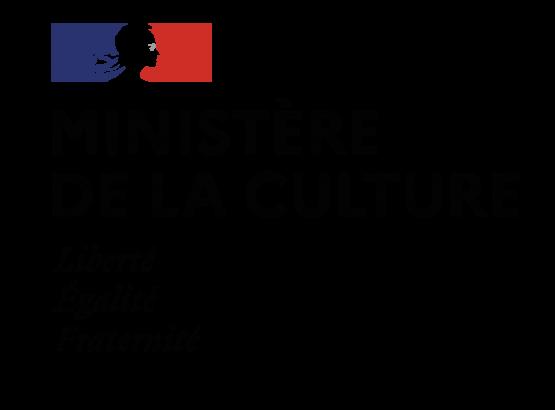 logo transparente Ministère de la culture