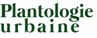 logo plantologie urbaine vert transparent